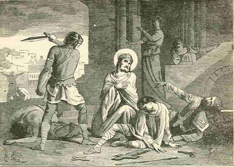 HISTOIRE ABRÉGÉE DE L'ÉGLISE - PAR M. LHOMOND – France - année 1818 (avec images et cartes) Saint_Irenaeus2